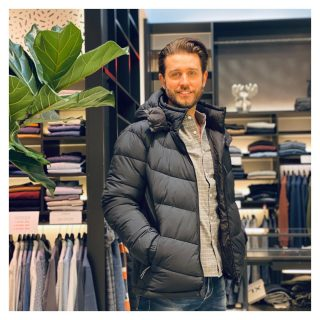 Last chance to buy these jackets! Only size M 💥 Sales men -30% -40% -50% #sales #countryturnhout #menfashion #multibrandstore